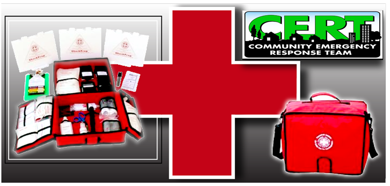 Trauma Kit, Red Trauma Kits, Emergency Kits, EMT Kit, Paramedic Kits, Trauma Paramedic  Pac, ETA Kits