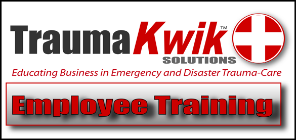 Airway, breathing, and circulation, Employee Safety Training, Workplace Safety Training, First Aid Courses, Trauma Training